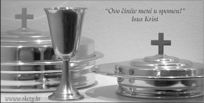 Večera Gospodnja - Euharistija