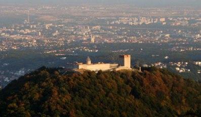 Medvednica, Medvedgrad