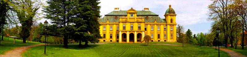 Dvorac, Našice HRvatska