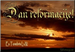 Dan reformacije - reformacija.net