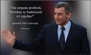 Ante Gotovina: Okrenimo se budućnosti!