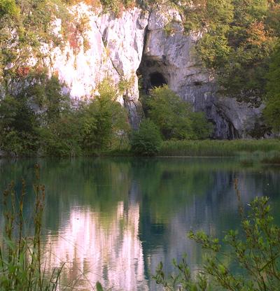 Pogled u vodu