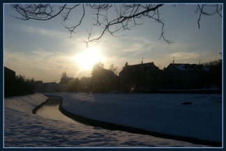 Snijeg u gradu