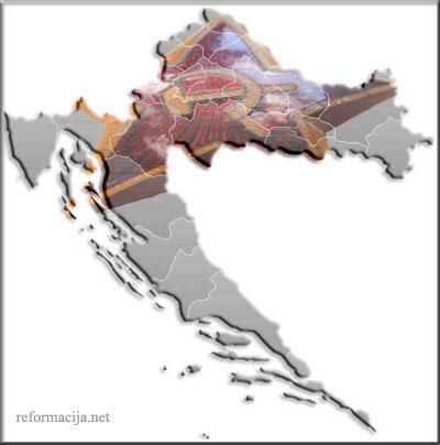 Simbol zla ukopan u Hrvatsku