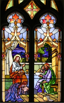 Žena do Isusa